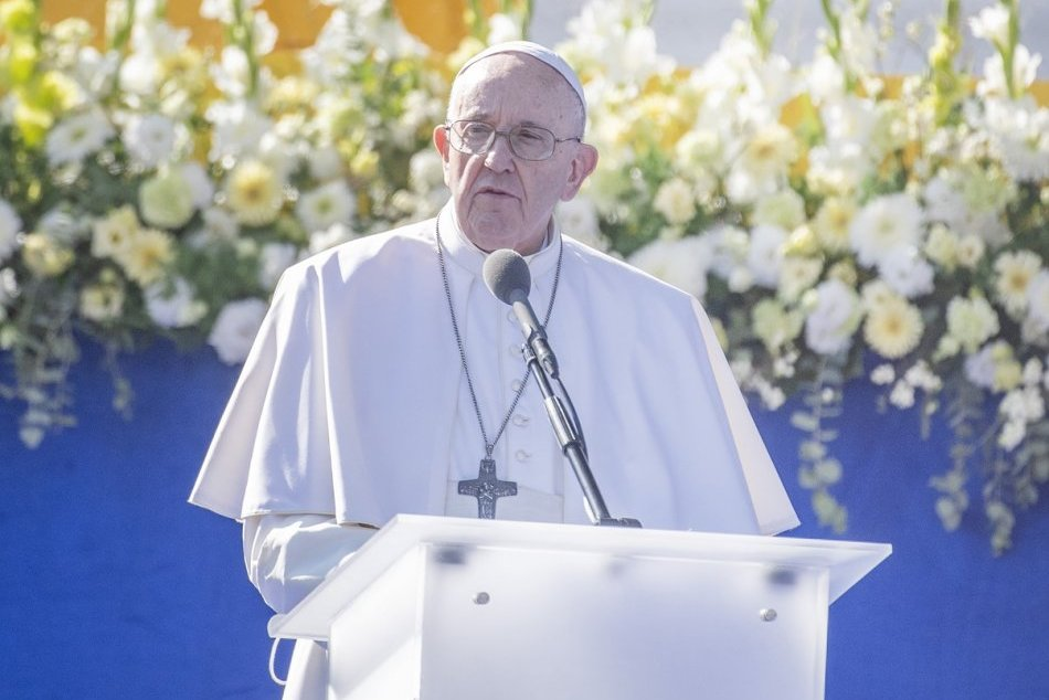 Ilustračný obrázok k článku PRÍHOVOR pápeža všetkým Slovákom: Slová, ktoré chytia každého za srdce