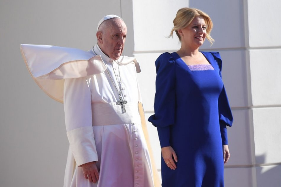 """Ilustračný obrázok k článku Stretnutie pápeža a prezidentky: Na osobný rozhovor dostala """"nadpriemerný čas"""""""