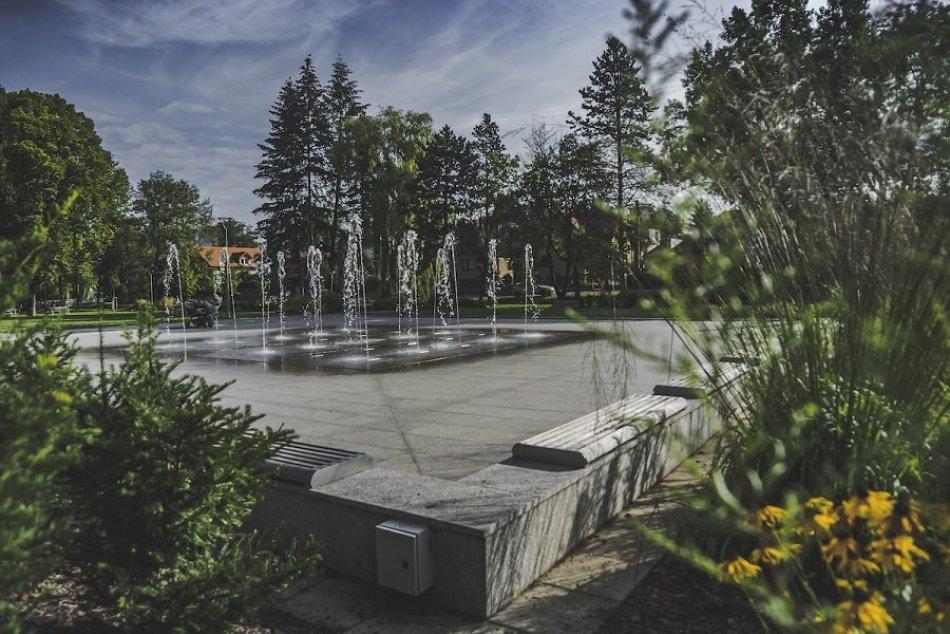 Ilustračný obrázok k článku Máme byť na čo pyšní: Najkrajší park na Slovensku nájdete v Žiline, FOTO