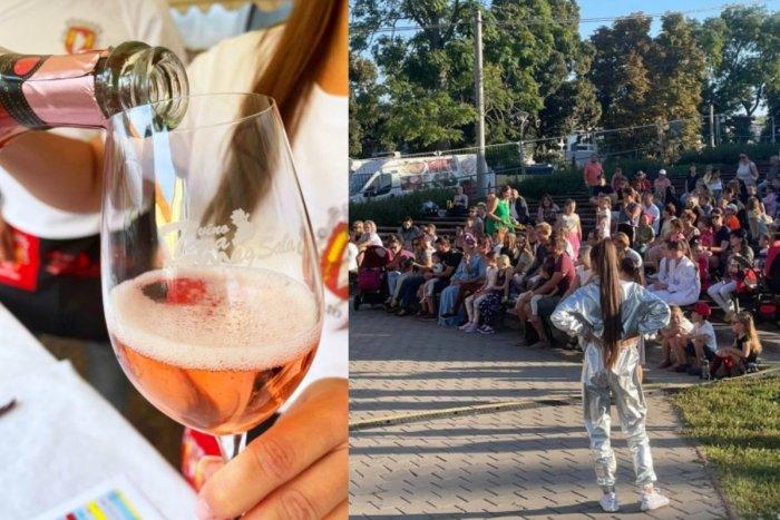 Ilustračný obrázok k článku Šaľa opäť ožila: Víkend sa niesol v znamení hodovej zábavy a dobrého vína, FOTO