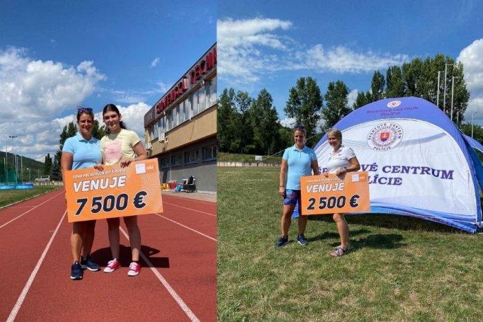Ilustračný obrázok k článku Niké Športovkyňa mesiaca Zuzana Rehák-Štefečeková: Podporila svoju nástupkyňu imladých atlétov!