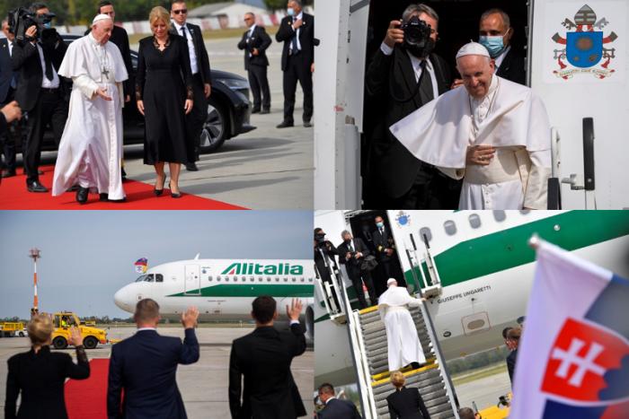 Ilustračný obrázok k článku Svätý Otec odcestoval: Súhrn jeho návštevy a silných odkazov pre Slovensko