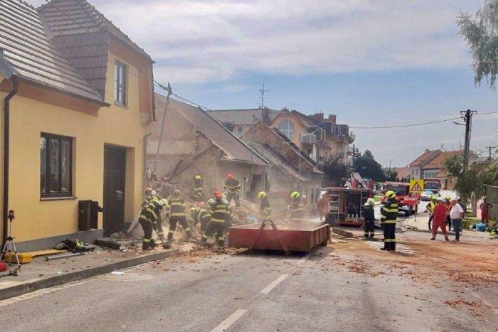 Ilustračný obrázok k článku Česko prežíva TRAGÉDIU: V dome unikal plyn, pri zásahu hasičov VYBUCHOL a dvaja sú mŕtvi!