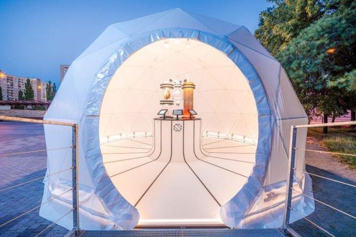 Ilustračný obrázok k článku Jedinečné laboratórium v Košiciach približuje víziu sveta bez dymu