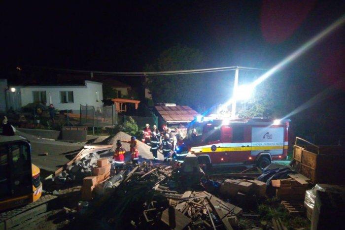 Ilustračný obrázok k článku FOTO: Z rodinného domu v Žiline zostali len trosky, v akcii aj horskí záchranári!