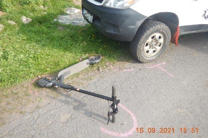 Ilustračný obrázok k článku Nehoda v Kunešove: Chlapček (11) skončil po zrážke s autom v nemocnici! FOTO