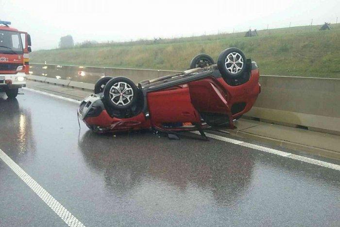 Ilustračný obrázok k článku Hrozivá nehoda na D1: Záchranári hlásia zranených! FOTO