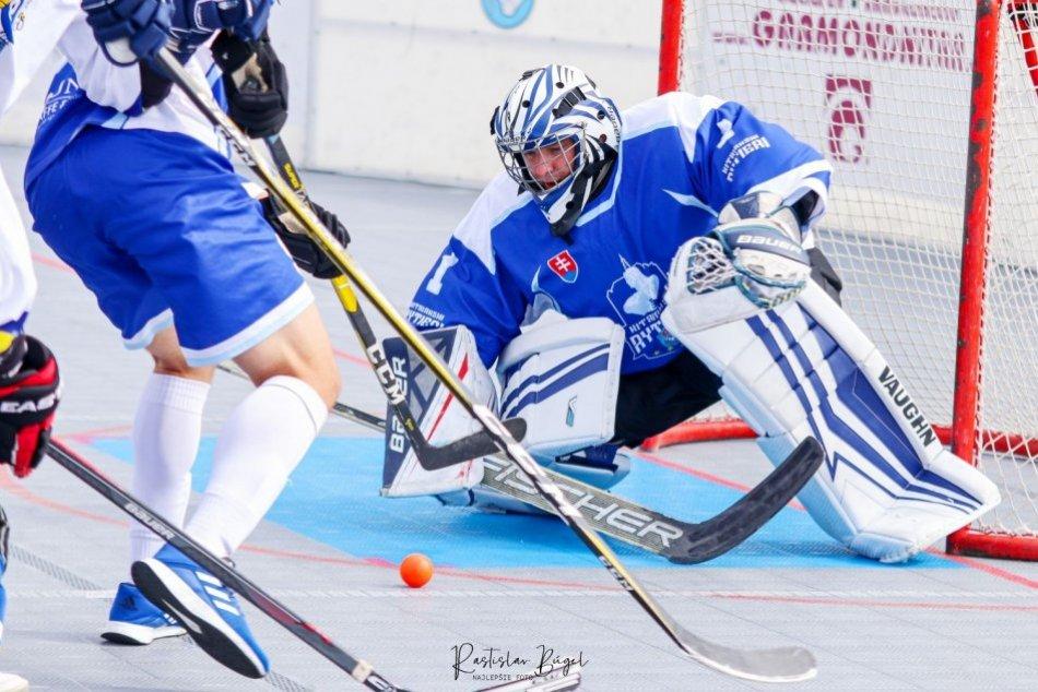 Ilustračný obrázok k článku Hokejbalisti Nitry sa predstavili u majstra: Tréner hovorí o fantastickom výkone