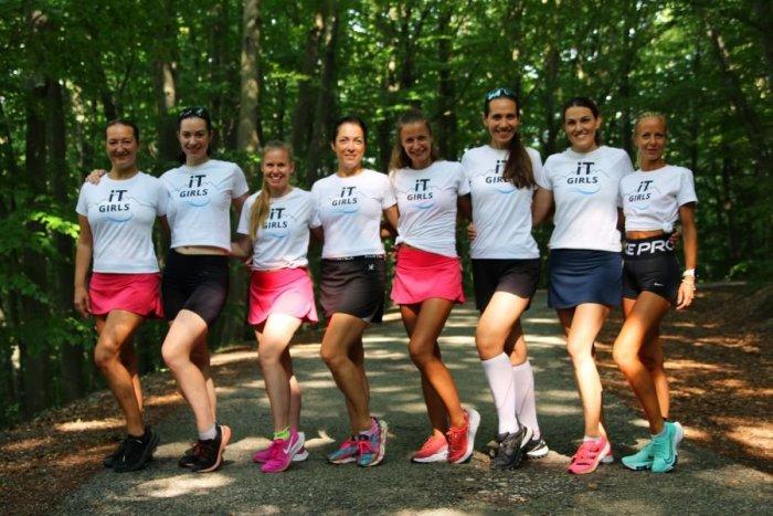 Ilustračný obrázok k článku IT girls sa neboja výziev: Dievčatá z IT Valley Košice zabehnú viac ako 500-kilometrov dlhý štafetový beh The Run Slovakia