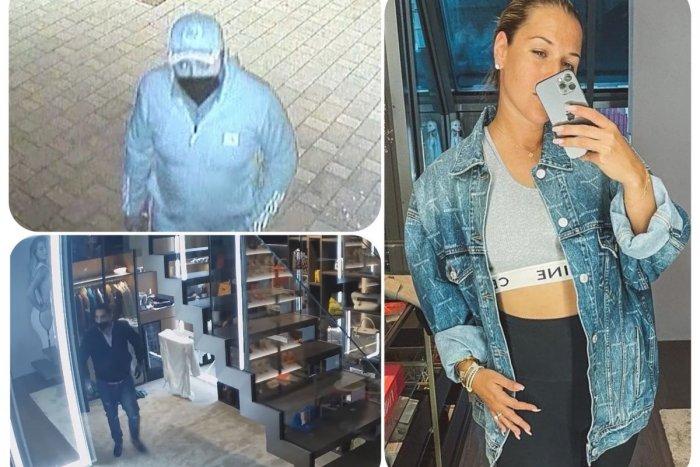 Ilustračný obrázok k článku Polícia ukázala VIDEO z vlámania do Cibulkovej bytu: Zlodeji sa kryli len rúškami!