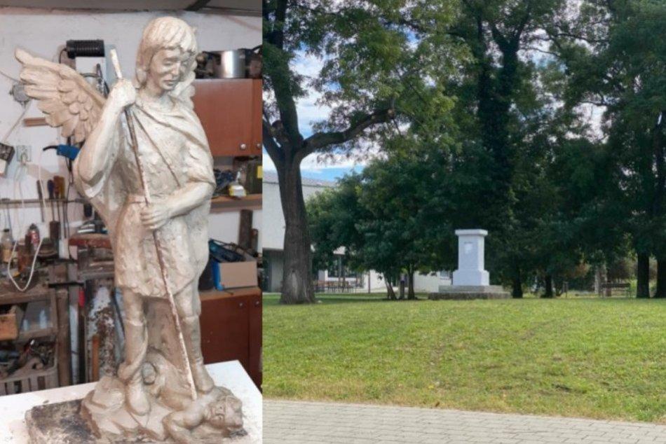 Ilustračný obrázok k článku Mestská polícia oslavuje 30. výročie: V Šali jej odhalia sochu, FOTO