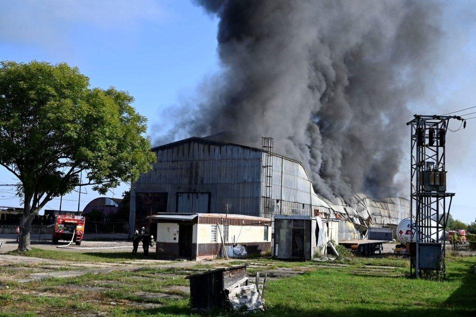 Ilustračný obrázok k článku Ničivý požiar na Zemplíne hasili dva dni: Škody sa blížia k miliónu eur!
