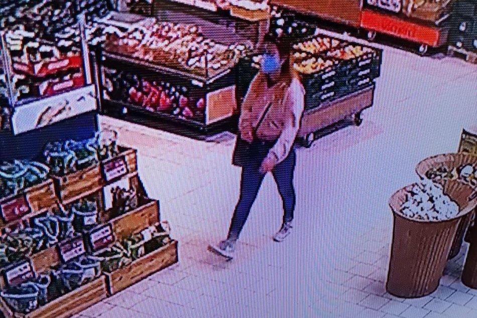 Ilustračný obrázok k článku Žiarčania, nepoznáte ju? Polícia zháňa túto ženu, pomôžme vo vyšetrovaní