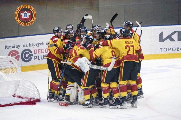 Ilustračný obrázok k článku Topoľčany uspeli aj v druhom zápase: Žilinu porazili na jej vlastnom ľade