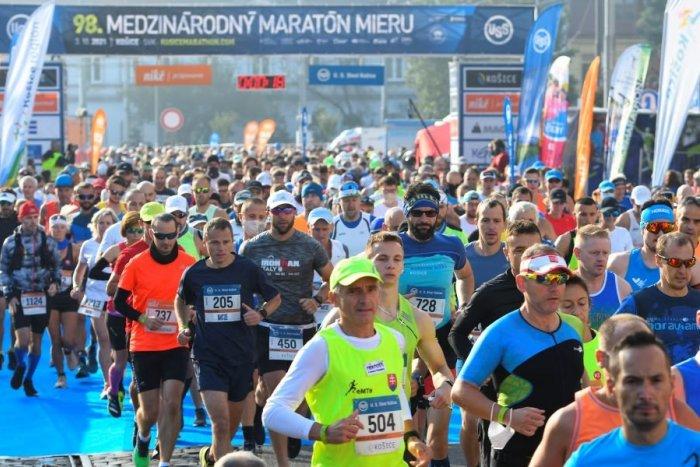 Ilustračný obrázok k článku Medzinárodný maratón mieru: Tempo udávali africkí bežci, takmer padol traťový rekord! FOTO