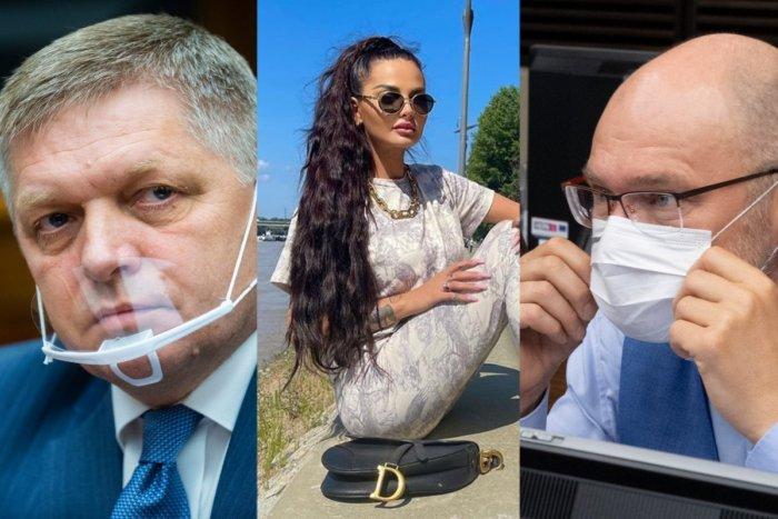 Ilustračný obrázok k článku Fico ŠOKUJE: Oni si z nás robia kozy! Komu z vlády dodávala Plačková drogy? Sulíkovi?
