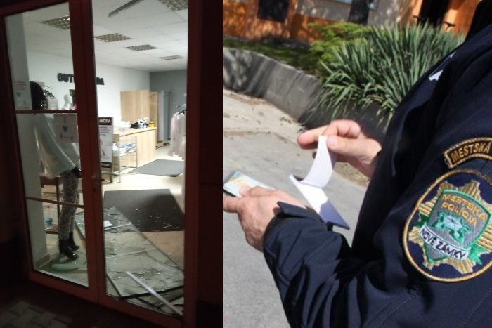 Ilustračný obrázok k článku V Nových Zámkoch chytili páchateľa priamo pri lúpeži: Pokúsil sa o útek