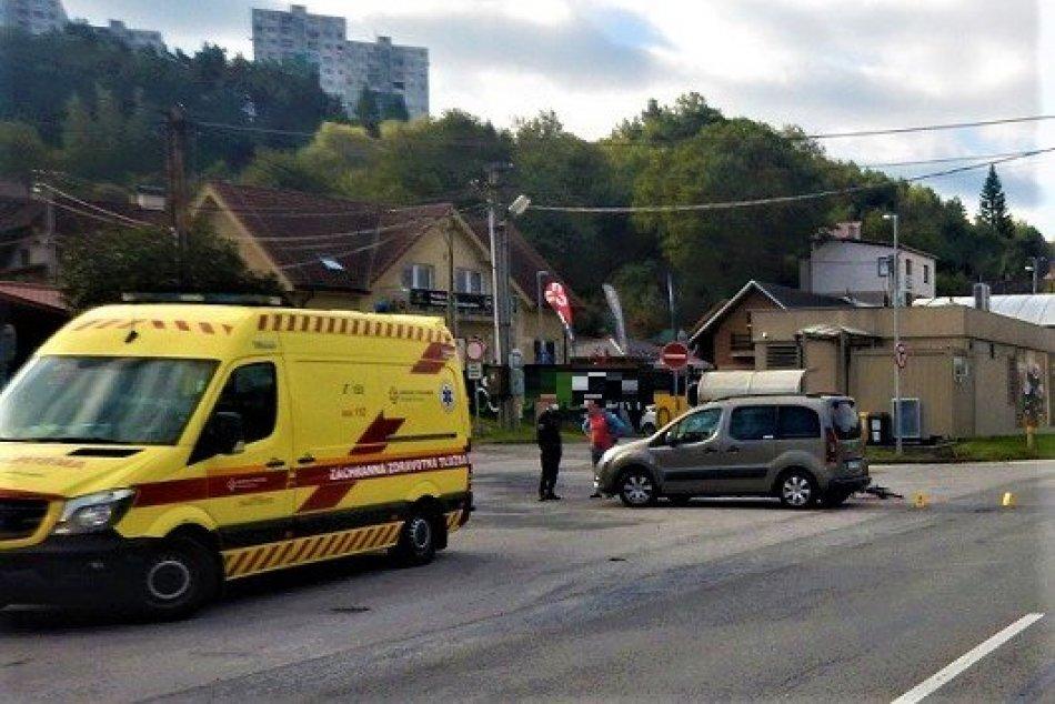 Ilustračný obrázok k článku Vážna nehoda v Považskej na hlavnom ťahu: Cyklista utrpel ťažké zranenia, FOTO