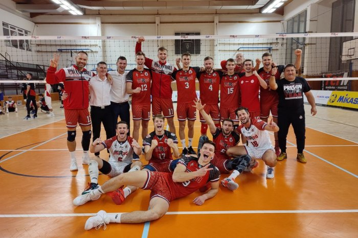 Ilustračný obrázok k článku Na tribúnu mohli ísť len zaočkovaní diváci: Regionálne derby volejbalistov v réžii Prešova