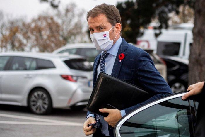 Ilustračný obrázok k článku Bývalého premiéra znovu strážia OCHRANKÁRI: Hrozí Matovičovi nebezpečenstvo?
