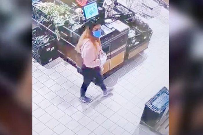 Ilustračný obrázok k článku Žiarski policajti hľadajú ženu z VIDEA: Spoznávate, o koho ide?