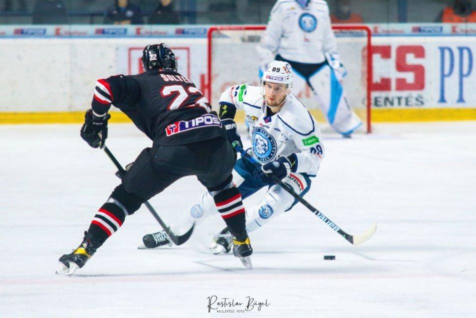 Ilustračný obrázok k článku Hokejisti Nitry sú na víťaznej vlne: Pod Zoborom padla aj Banská Bystrica, FOTO