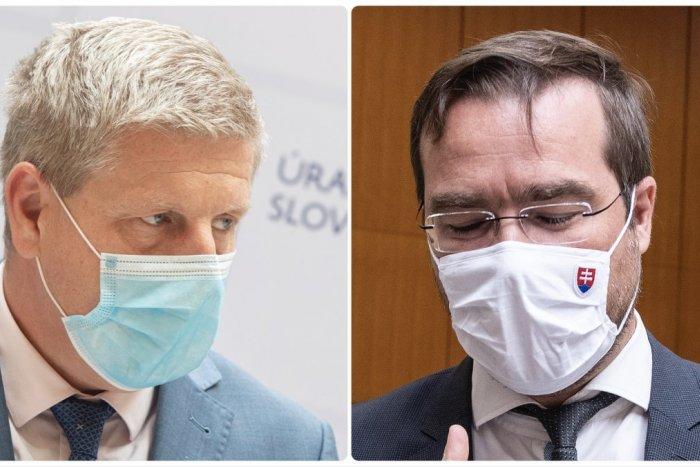 Anschauungsbild zum Artikel Der ehemalige Gesundheitsminister kritisiert den jetzigen: WARUM hat Krajčí Lengvarský angeklagt?