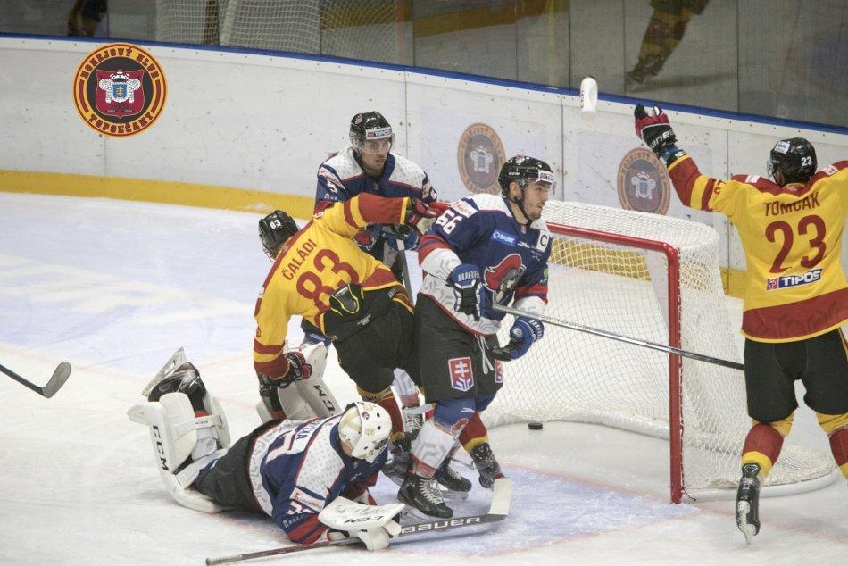 Ilustračný obrázok k článku Hokejisti porazili aj Brezno: Premožiteľa nenašili už v piatich zápasoch, FOTO