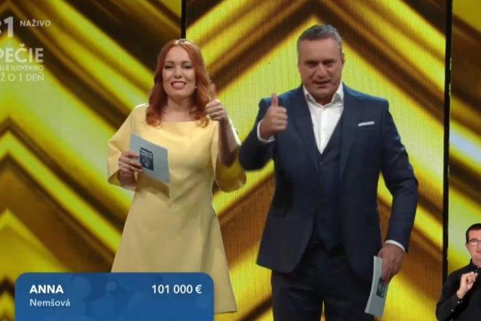 Ilustračný obrázok k článku V Nemšovej budú krásne Vianoce: Anna vyhrala v očkovacej lotérii 101 000 eur
