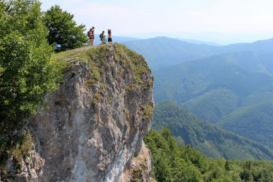 Ilustračný obrázok k článku Majerova skala neponúka len úchvatné výhľady: Viete, čo jedinečné ukrýva? FOTO