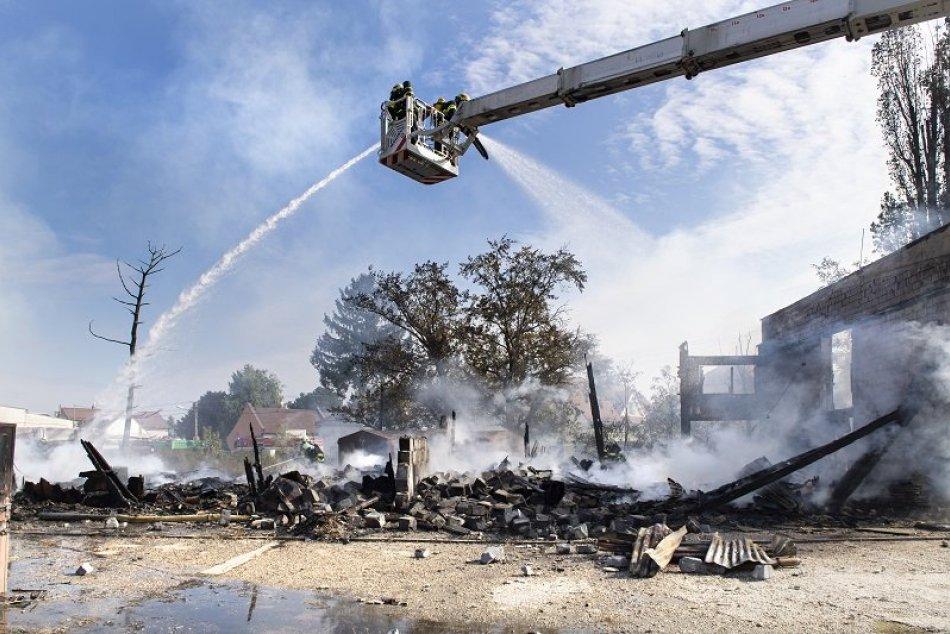 Ilustračný obrázok k článku Ďalší POŽIAR v Bratislave: Tentoraz je v plameňoch ubytovňa + FOTO