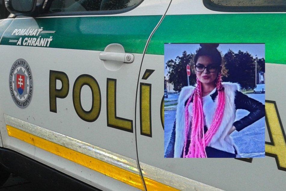 Ilustračný obrázok k článku Rozbehlo sa pátranie: Nezvestná je 14-ročná Sára z Nitrianskeho Pravna, FOTO