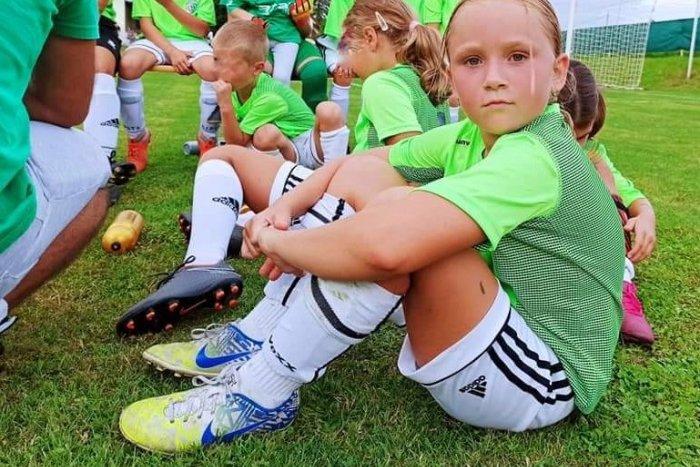 Ilustračný obrázok k článku Osemročná futbalistka, o ktorej budeme POČUŤ: Strelila 44 gólov a je lepšia ako chlapci!