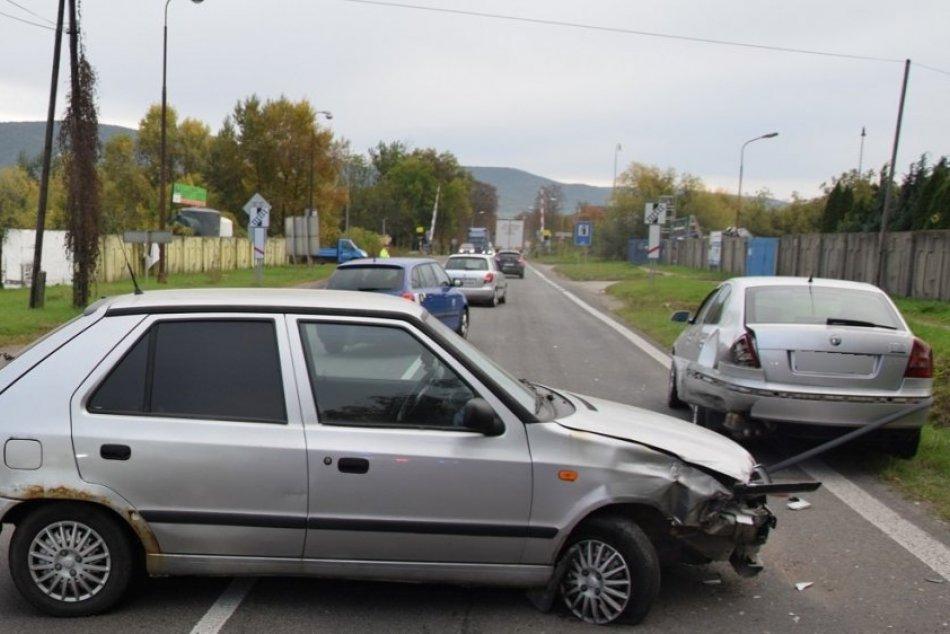 Ilustračný obrázok k článku Zemplínčania mali nehody na rovnakom mieste: Obaja nemali vôbec šoférovať, FOTO