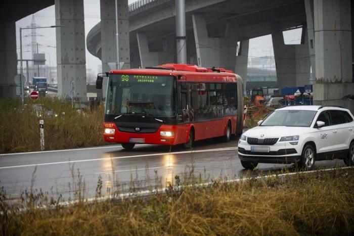 Ilustračný obrázok k článku Vodiči, POZOR! Dnes otvoria nájazdovú vetvu z Bajkalskej na Prístavný most